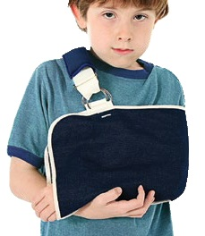Children's Pouch Arm Sling INT-172